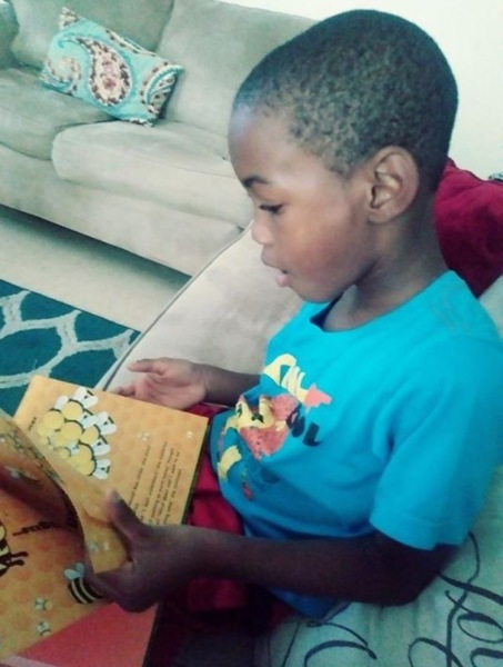Tyson Reading THE BEE_ATITUDES