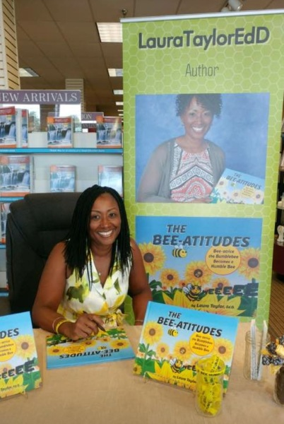 Rainbow Parable Christian Store Book Signing